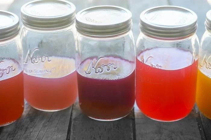 How to Make Homemade Fruit Liqueur theviewfromgreatisland.com