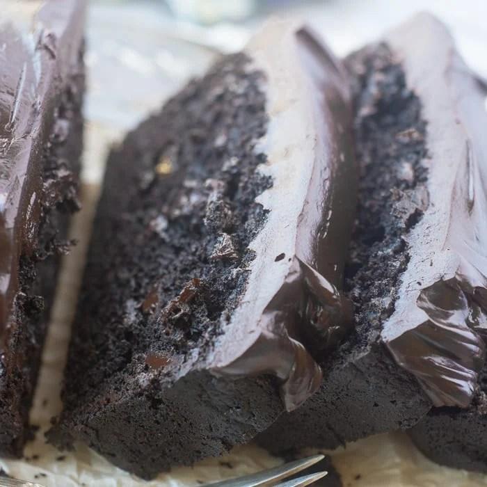 Death By Chocolate Zucchini Bread