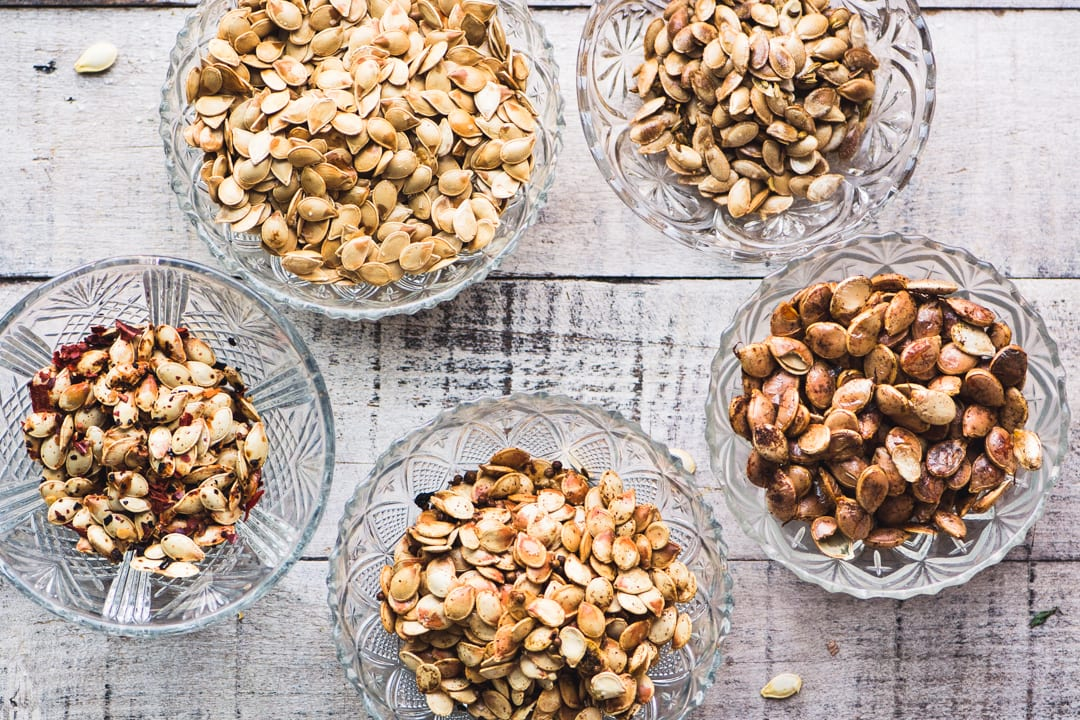 How to Roast Perfectly Crisp Squash Seeds