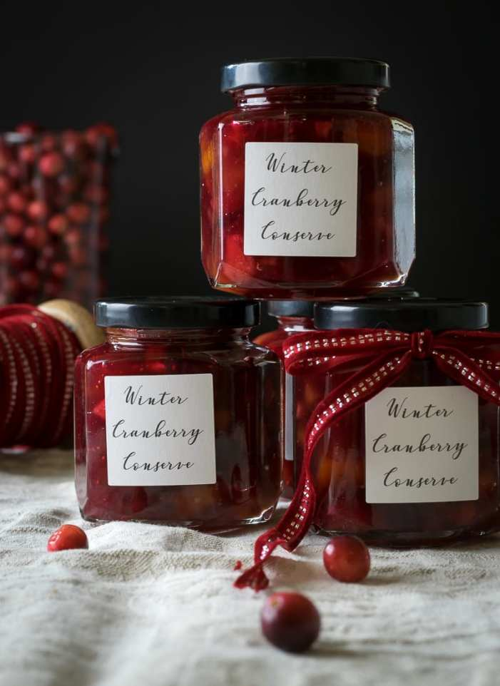 What to Eat Now: Fresh Cranberries ~ I've gathered the best fresh cranberry recipes to help you savor those tangy red berries before they disappear for another year. We've only got a couple of months to do this, folks, so let's focus!