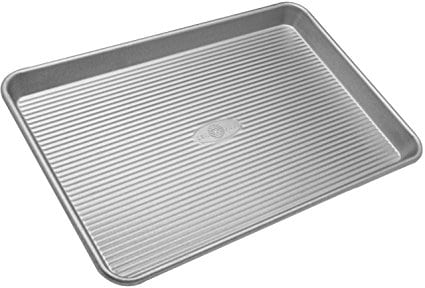 my favorite USA sheet pan for sheet pan salmon