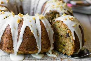 apple walnut zucchini bread