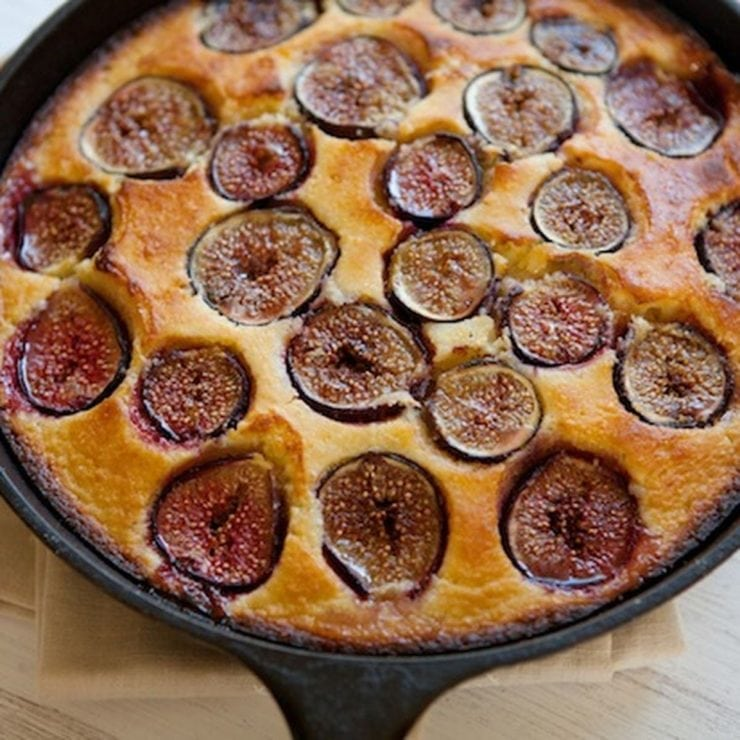 The Best Cornbread Recipes ~ Fresh Fig Cornbread