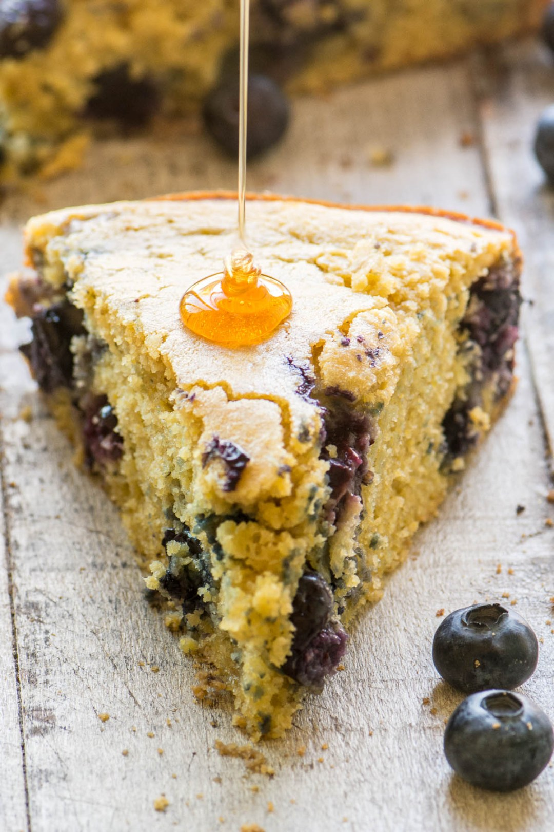 Best Cornbread Recipes ~ Blueberry Cornbread