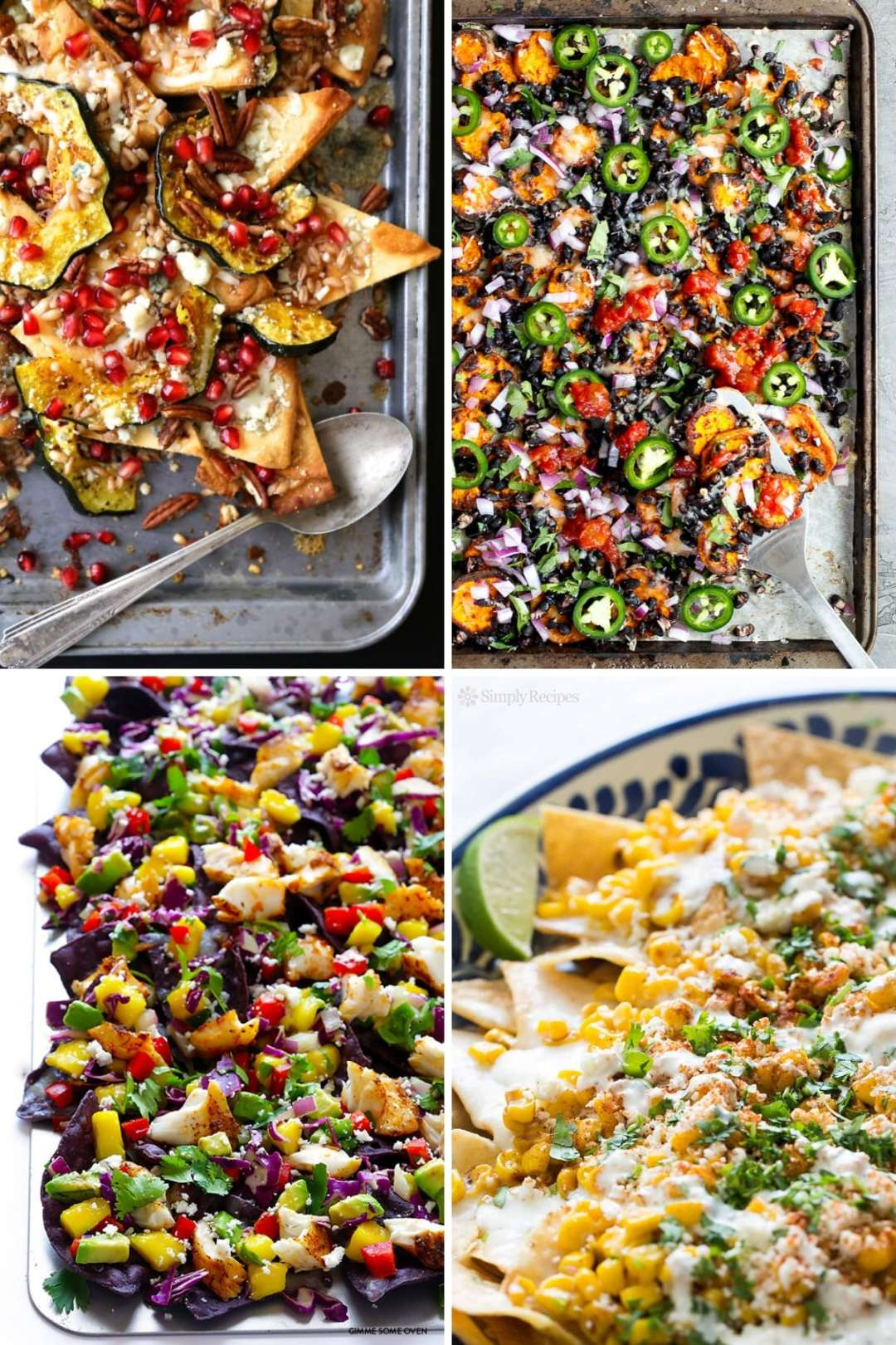 The Ultimate Guide to Nachos ~ Vegetarian and seafood nachos