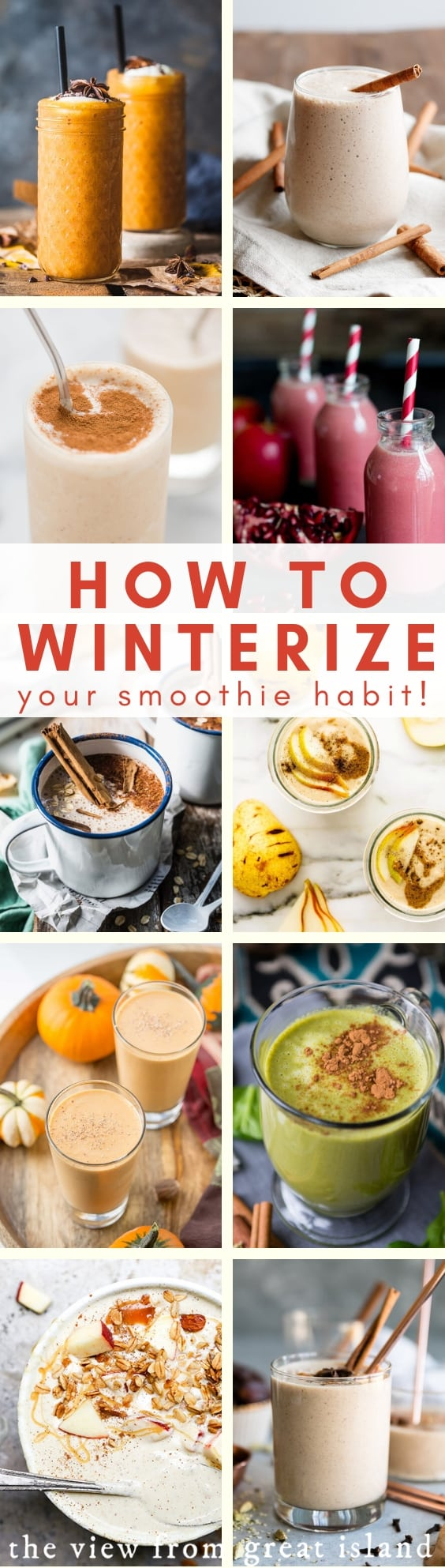 Warm Maple Oat Nut Smoothie (& How To Winterize Your Smoothie Habit) ~ get your favorite breakfast ready for fall and winter with these warm and cozy smoothie recipes ~ #healthy #bowl #pumpkin #chai #yogurt #oatmeal #Vegan #fig #persimmon #pomegranate #apple #maple #beverage #superfood #recipe