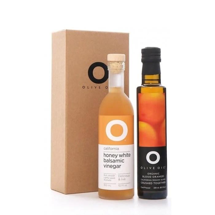 O Olive Oil and Vinegar