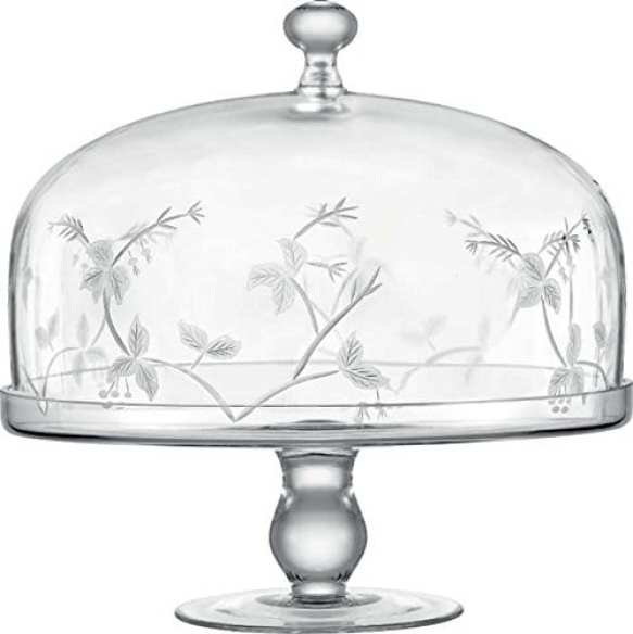 The View from Great Island 2018 Holiday Gift Guide ~ glass cake dome