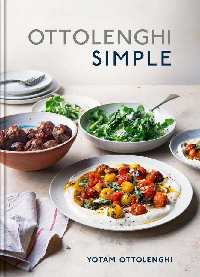 The View from Great Island 2018 Holiday Gift Guide ~ Ottolenghi's Simple cookbook