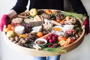 Winter Cheese Platter