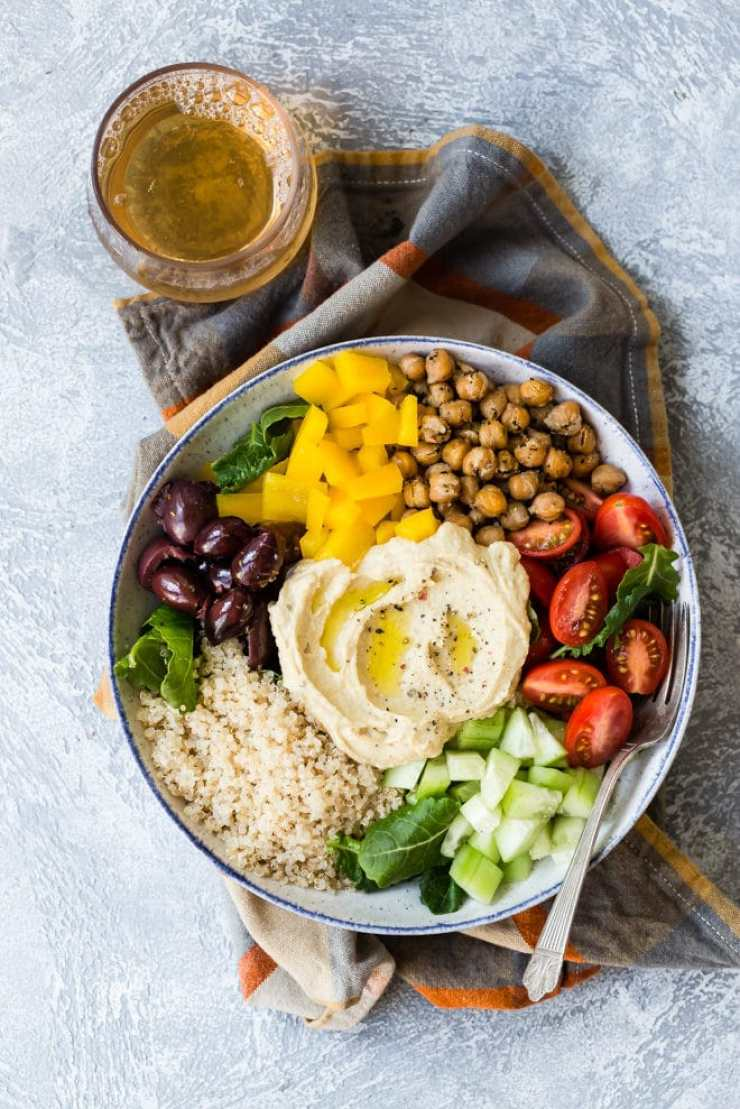 Roasted Veggie Winter Bliss Bowl And 15 Other Blissful Recipes The View From Great Island