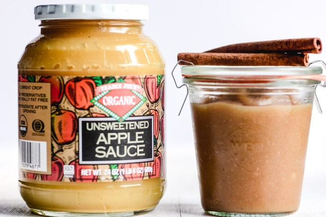 How to Make Apple Butter from a Jar of Apple Sauce