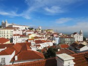 Alfama District -- one of the city's oldest neighborhoods with buildings dating back to the 16th century