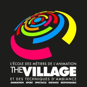 Favicon logo the village