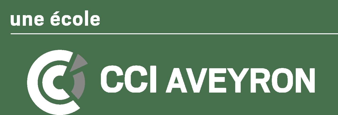 Logo Chambre de Commerce et d'Industrie de l'Aveyron CCI