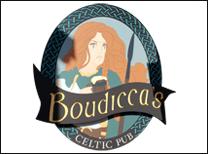 Boudiccas Celtic Pub at The Village