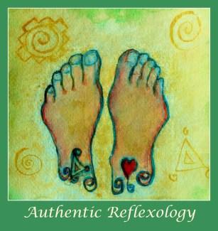 Authentic Reflexology www.authenticreflexology.com