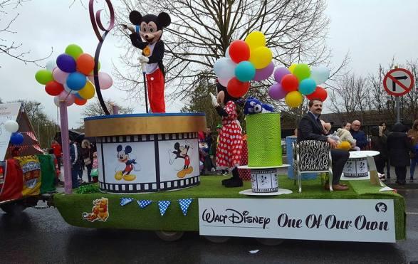St Patricks Day Walt Disney 2
