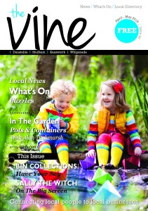 The Vine Dunstable - April May 2018 - Issue 82