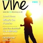 The Vine Villages - June July 2018 COVER LO RES
