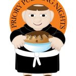 Pudding Nights At Priory House Tea Rooms. Dunstable, Bedfordshire