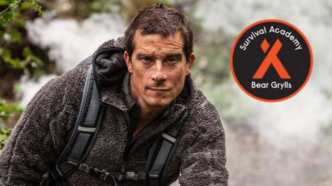 ZSL Whipsnade Zoo Introduce Bear Grylls Wild Survival Academy