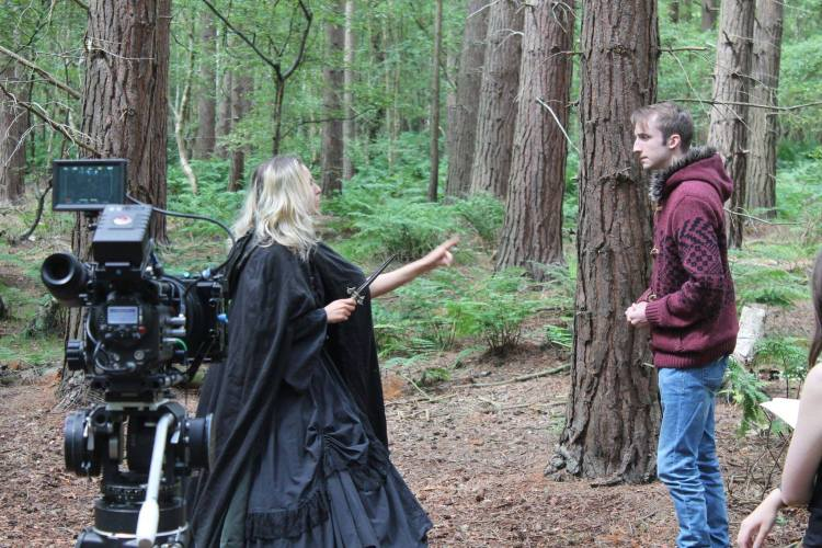 Sally The Dunstable Witch Heading For The big Screen