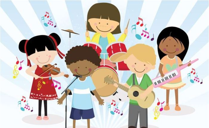 Kids Easter Holiday Songwriting Course At Grove Theatre