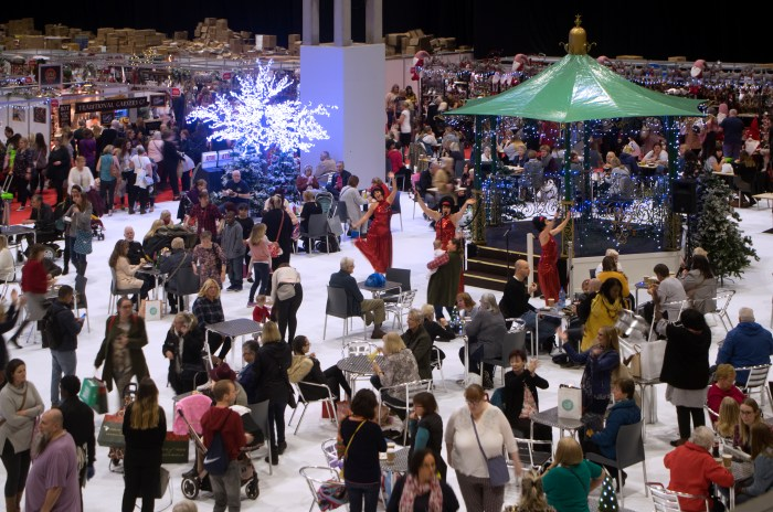 Win Tickets To The Festive Gift Fair 2019