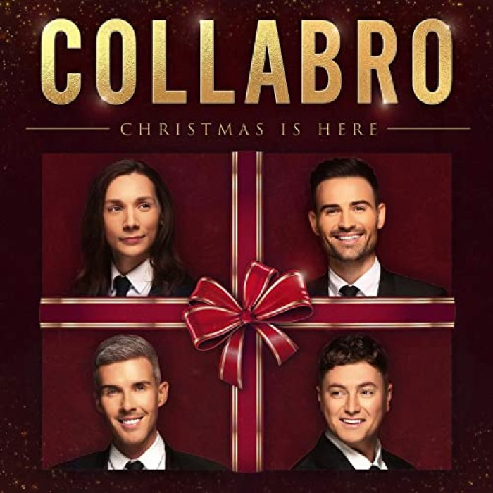 Win Tickets To Collabro Greatest Hits Tour At Aylesbury Waterside Theatre