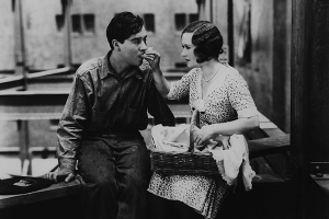 Ben Lyon and Ona Munson in The Hot Heiress