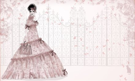 Ball Gown Fashion Prints