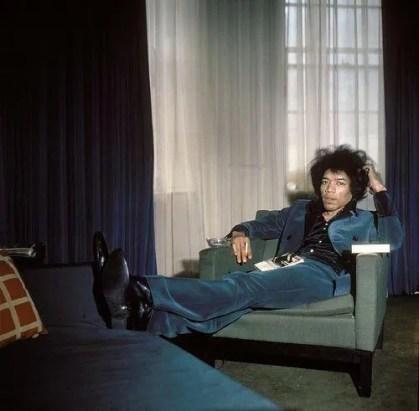 Jimi Hendrix Velvet