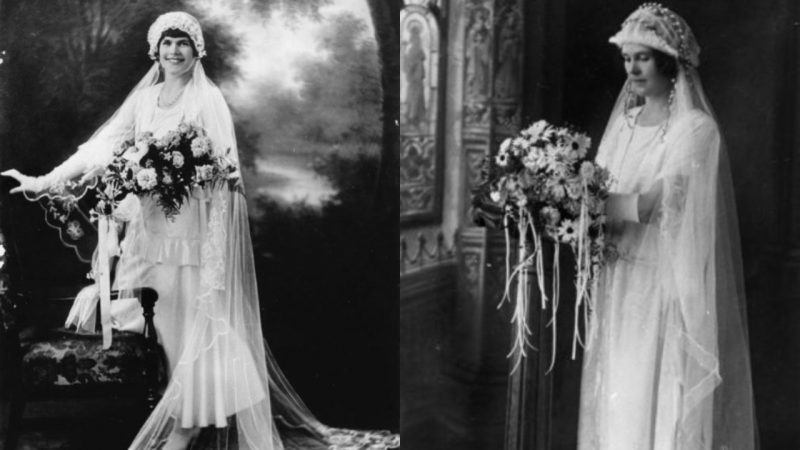 Dazzling 1920s Wedding Dresses: Epitome Of Glamour, But In