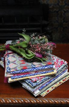 Mixed Bright sashes by The Vintage Sash Company