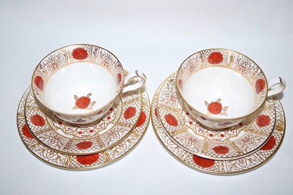 Abbeydale Tea for Two