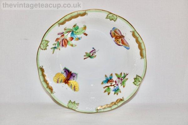 Cereal Bowl – Queen Victoria