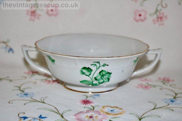 Herend Bon Bon Sugar bowl