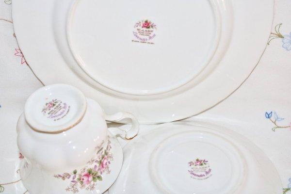 Royal Albert Lavender Rose coffee