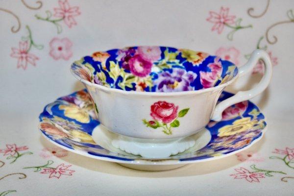 Royal Doulton Art Nouveau Cup and Saucer
