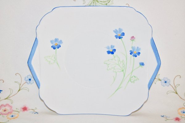 Shelley Corncockle Plate