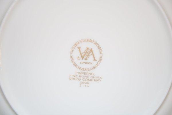 V&A Pimpernel by William Morris