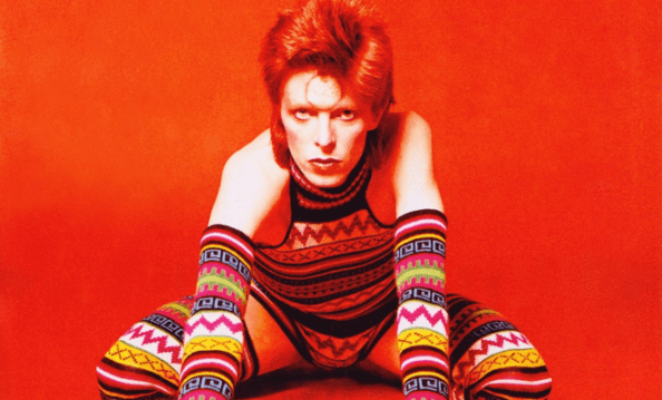 Image result for DAVID BOWIE ANDROGYNY