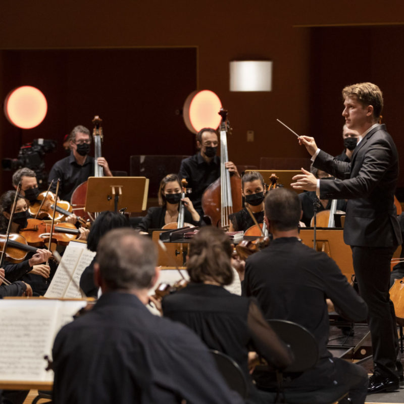 Live from Lausanne, Switzerland - with Joshua Weilerstein and the Orchestre de Chambre de Lausanne