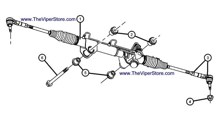 2006 dodge ram 2500 front axle diagram
