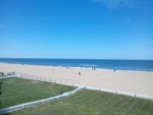 The view from one of my listings at the North End!  4306 Ocean Front Avenue in Virginia Beach.