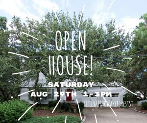 2300 Wake Forest St open house