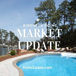Birdneck Point Real Estate Market Update, May 2016