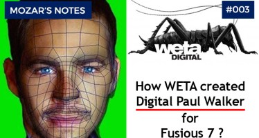digital paul walker of furious 7 created by weta