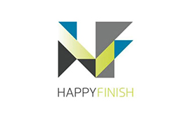 Happy Finish Logo